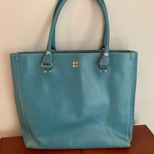 Kate Spade Shopper Bag- leather